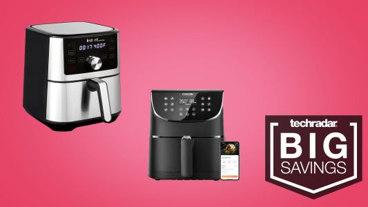 I cooked every meal in an air fryer for a year, and now they're in the Prime Day sale