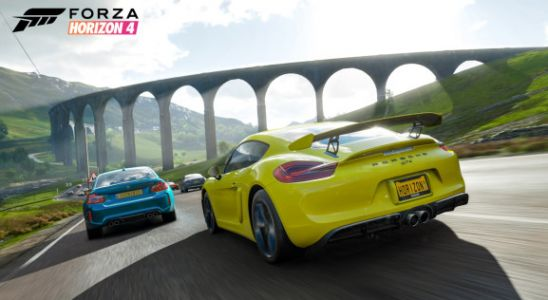 Forza Horizon 4 has best launch sales in franchise's 13-year history