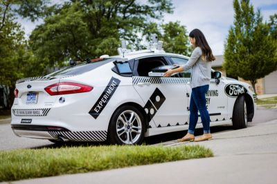 What Ford's pizza delivery experiment says about its autonomy strategy