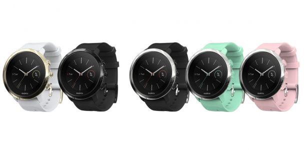 Suunto 3 Fitness Smartwatch Unveiled With Heart Rate Monitor