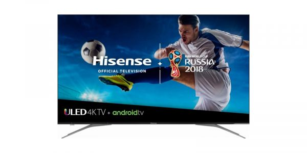 Hisense debuts 55-inch and 65-inch 4K HDR TVs with built-in Android TV for $650+