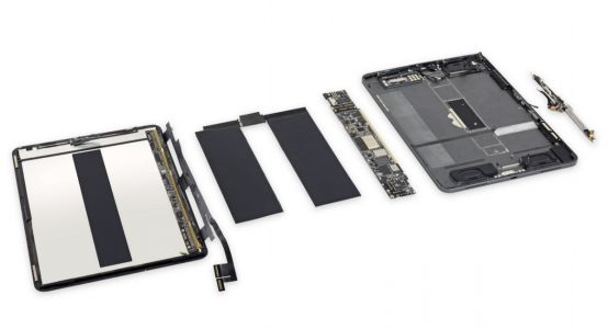 IFixit Shares Full Teardown of 11-Inch iPad Pro and New Apple Pencil
