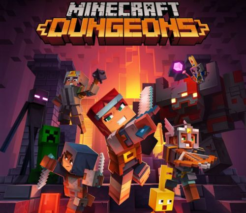 Minecraft Dungeons hands-on: A shameless Diablo clone-and better for it