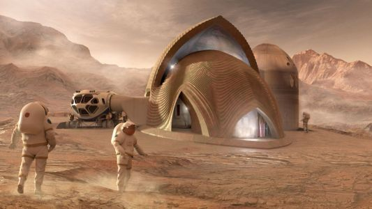 NASA reveals winners of its 3D-printed Mars habitat contest