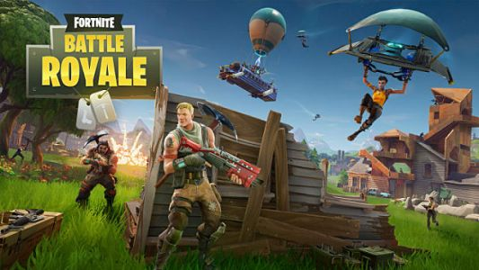 Fortnite's Battle Royale Mode is Currently Free to Play