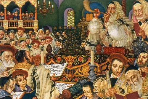Arthur Szyk, a Jewish Master Almost Lost to History, is Rediscovered