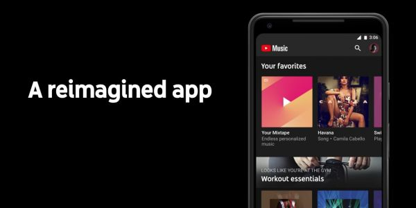 New YouTube Music begins rolling out today w/ Smart search, new desktop app, more
