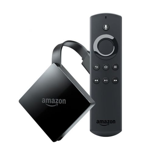 Amazon Announces New Fire TV Box