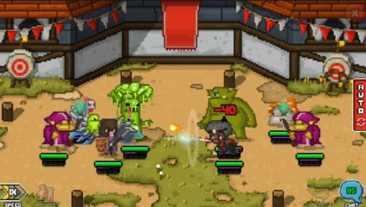 Kongregate acquires Bit Heroes, a dungeon-crawling RPG for PC and mobile