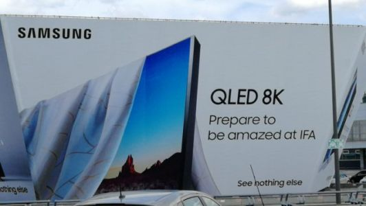 Samsung 8K TV Launch Likely At IFA 2018