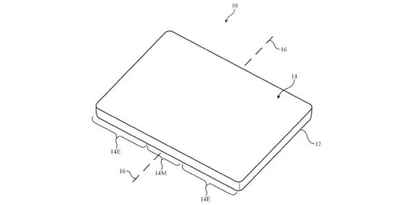 Apple applies for patent on foldable display following rumors of foldable iPhone
