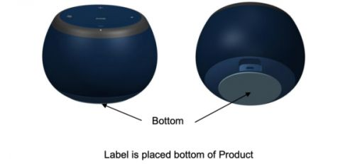 Samsung's Galaxy Home Mini Shows Its Face At The FCC