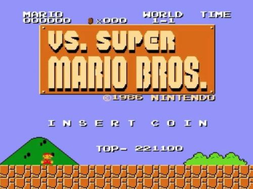 Arcade Classic VS. Super Mario Bros. Could Be Coming To The Switch