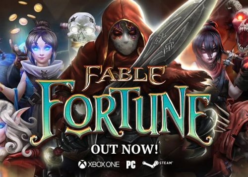 Fable Fortune Now Free To Play On Xbox