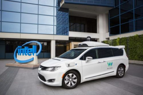 Intel And Waymo Confirm Self-Driving Car Technology Partnership