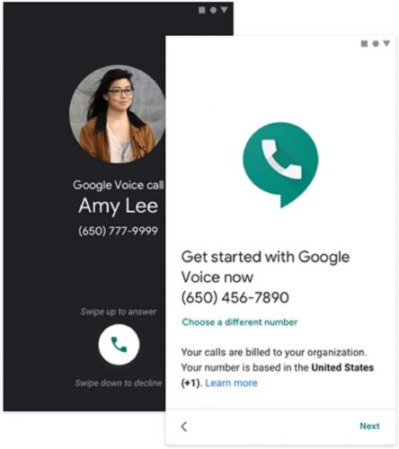 Not Dead Yet: Google Voice Now Available For G Suite Users
