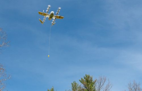 Google's Wing drone delivery service gets FAA approval