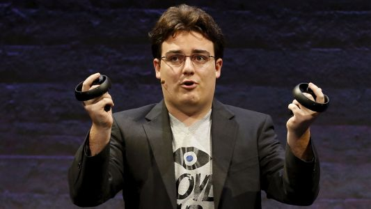 "Palmer Luckey teases ""very exciting things"" for new post-Oculus VR product"