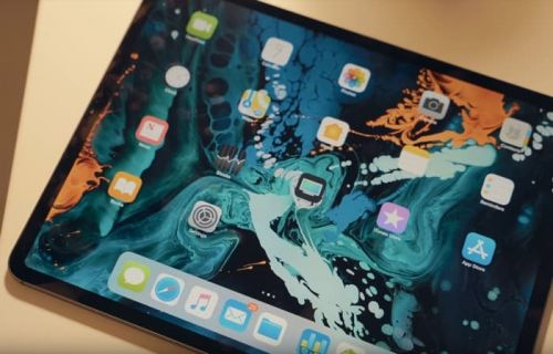 New 12.9 inch iPad Pro in action