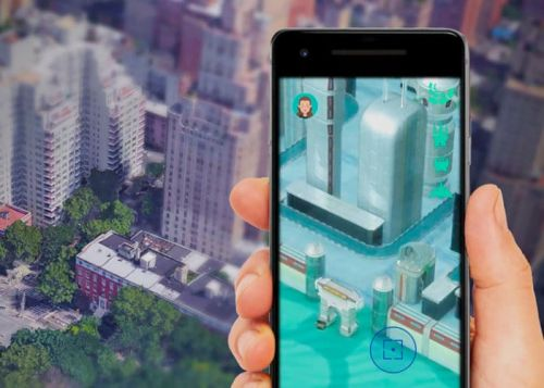 Google Maps API Opens To Developers For Mobile Gaming