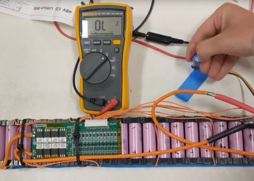 Build your own Lithium battery pack