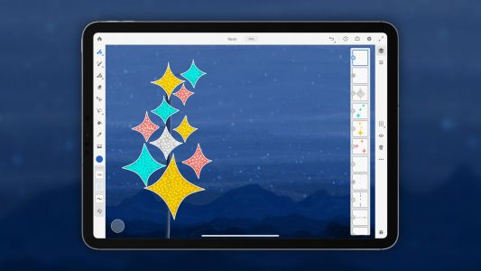 Hands-on: Adobe Fresco is the most realistic tool for iPad illustration
