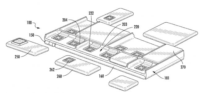 Google's Patent Hints At Rebirth Of Project Ara, A Modular Handset