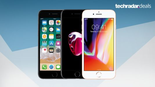 Save money on an iPhone this Christmas with these cheap deals on the 8, 7, 6S and SE