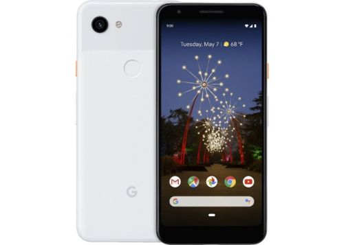 This is the new Google Pixel 3a smartphone