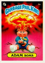 The Garbage Pail Kids are Getting a Mobile Game