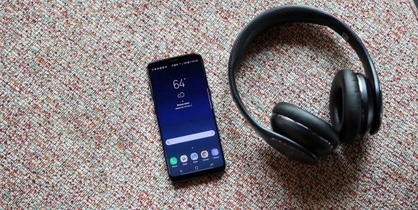 Galaxy S8 and S8+ update rolling out w/ July security patch, QR code scanner