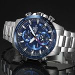New Casio Edifice watch can connect to your phone while looking classy
