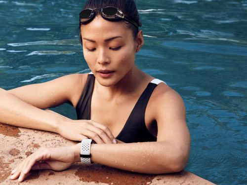 Is the Fitbit Charge 3 waterproof?