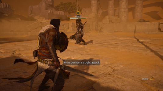 You're holding Xbox One gamepad the wrong way for Assassin's Creed: Origins