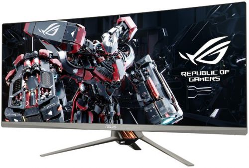 Sales of High Refresh Gaming Displays Skyrocketing, Curved Gaming LCDs Prevail