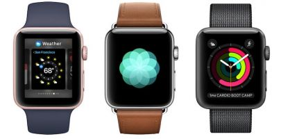 Apple Watch Series 3 Unlikely to Support Direct Phone Calls, but VoIP Calling a Possibility