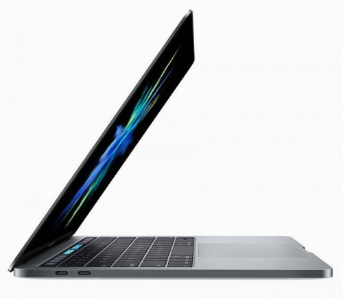 16-inch MacBook Pro With Edge-To-Edge OLED Display In The Works