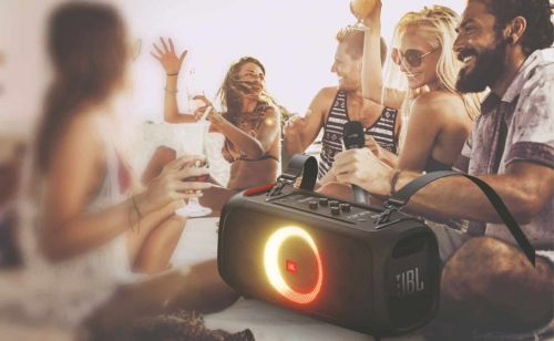 Keep The Party Going With The New JBL PartyBox Speakers