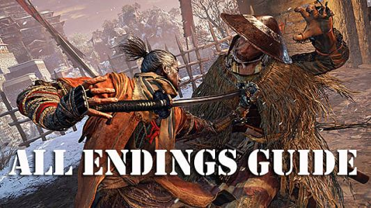Sekiro: Shadows Die Twice Guide - How to Get All Endings