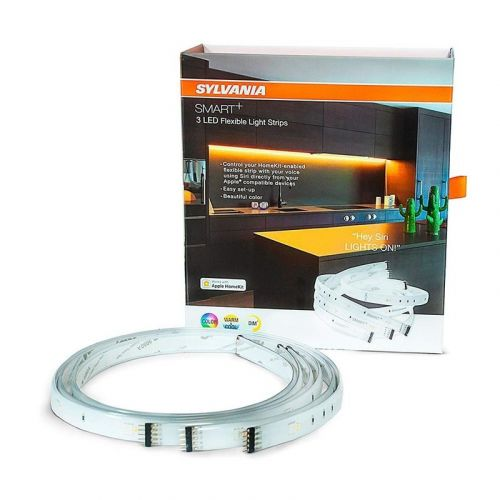 Sylvania's smart LED strip can add a glow behind your TV at nearly 60% off