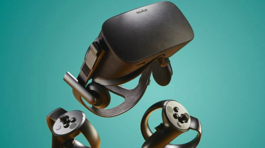 Oculus Touch controllers have hidden messages, including Big Brother reference