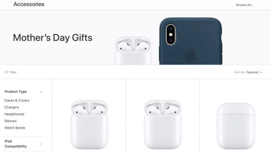 Apple shares Mother's Day 2019 gift guide including AirPods 2, iPhone cases, more