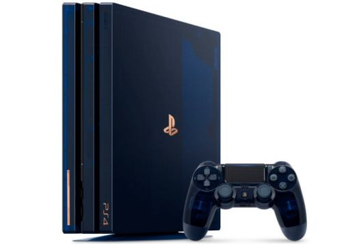 500 Million Limited Edition PS4 Pro Unveiled By Sony For $500
