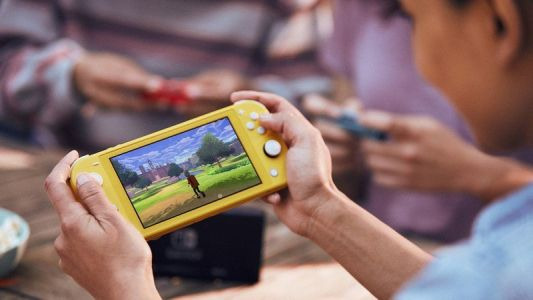 Yes, you'll still be able to use amiibo with the new Nintendo Switch Lite