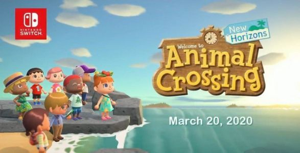 Where to pre-order Animal Crossing New Horizons
