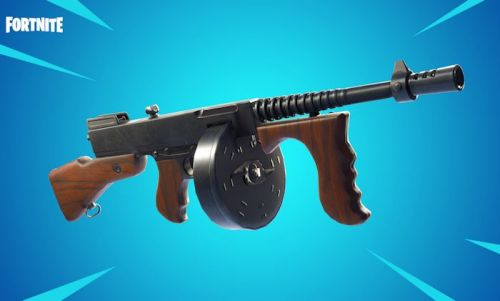 One of the most powerful Fortnite guns is retired