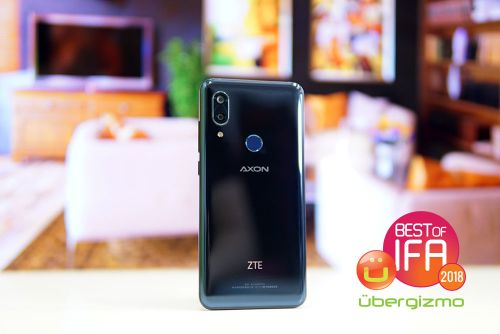 ZTE Axon 9 Pro Review: Hands-On