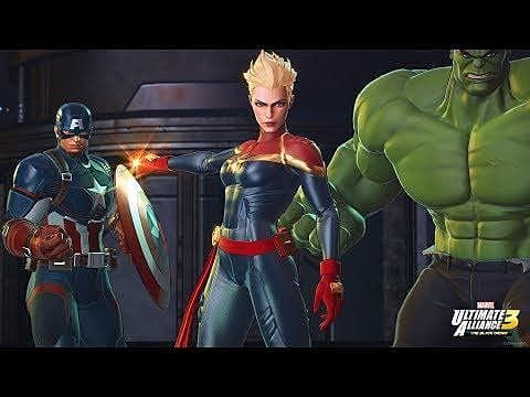 New Marvel Ultimate Alliance 3: The Black Order Details Revealed