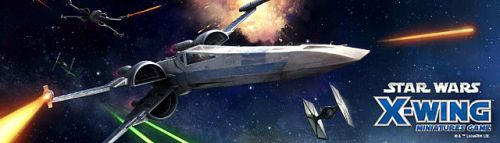 X Wing Miniatures: Exciting, But Hard to Collect