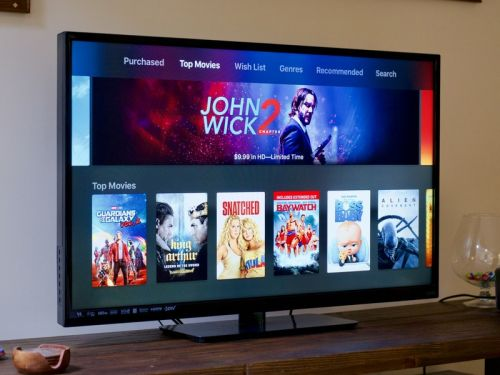 How to find 4K and HDR content with Apple TV